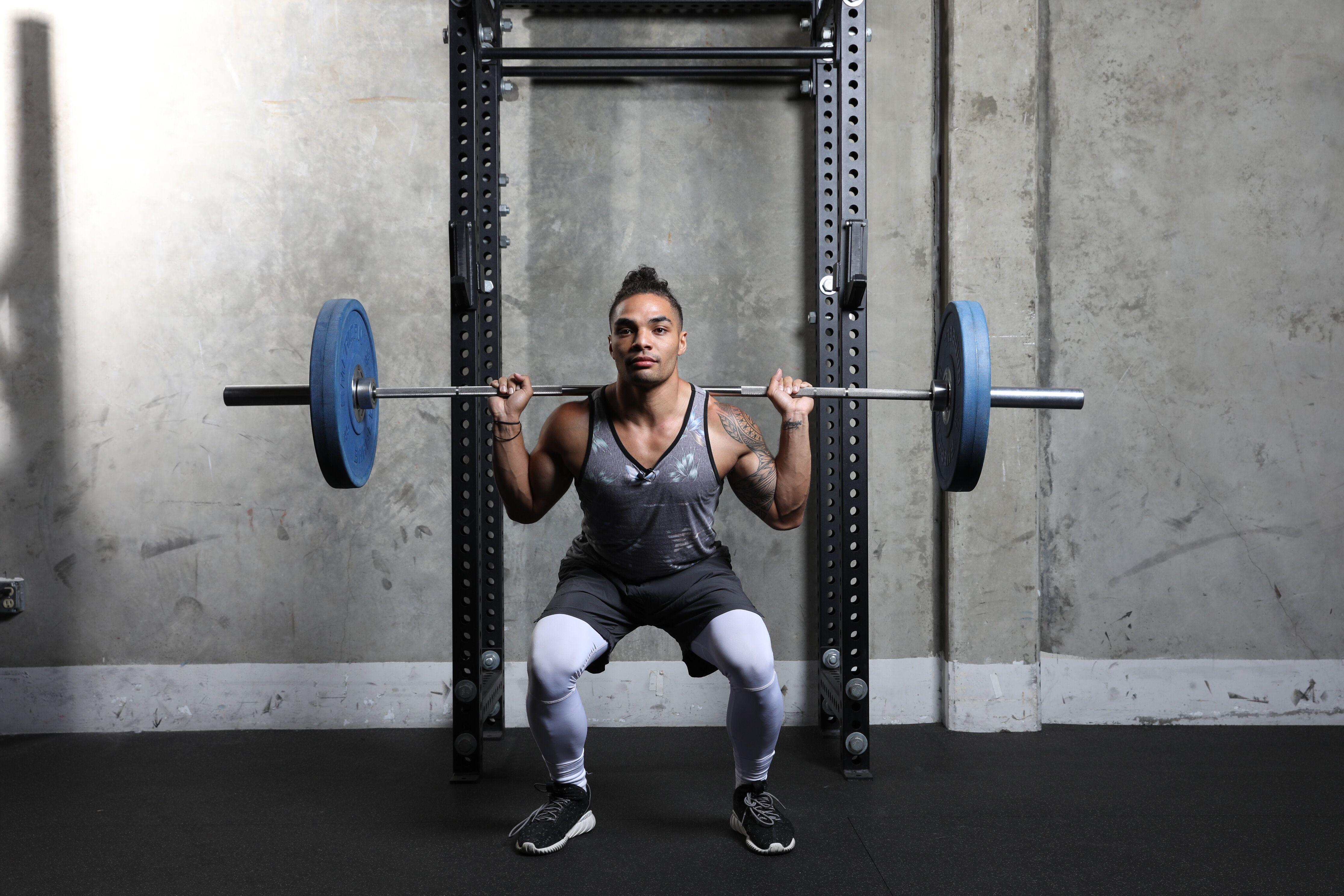 Jr squat